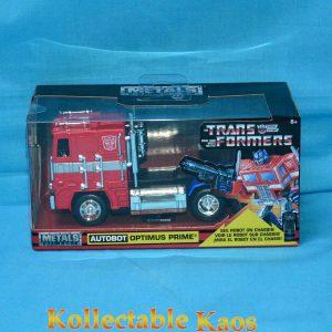 1:32 Jada - Transformers - Autobot Optimus Prime Hollywood Ride