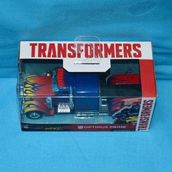 1:32 Jada - Transformers - Optimus Prime Hollywood Ride