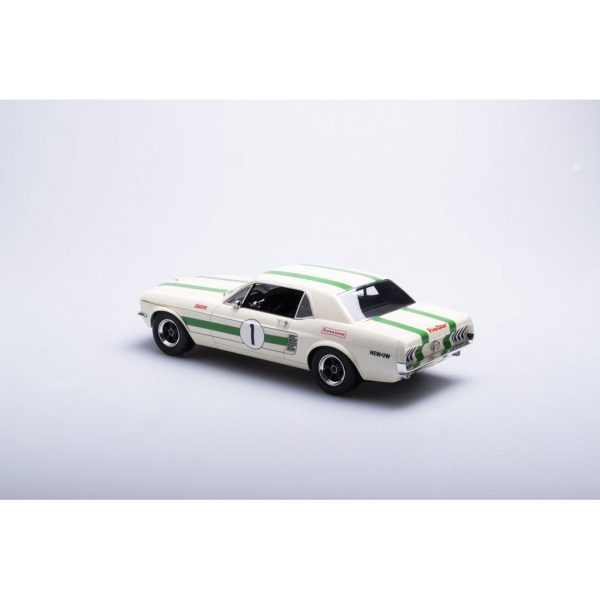 1:18 1968 ATCC Winner - Ford Mustang - Geoghegan
