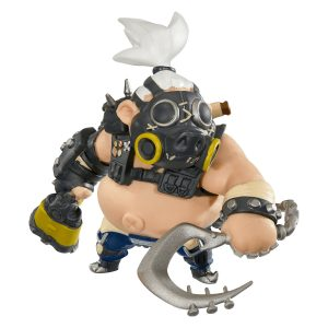 Overwatch - Cute But Deadly - Deadly Roadhog Figure
