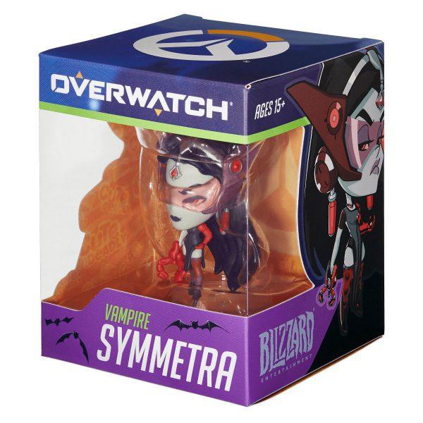 Overwatch - Cute But Deadly - Vampire Symmetra Figure