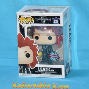 Kingdom Hearts III - Lea with Keyblade Pop! Vinyl Figure
