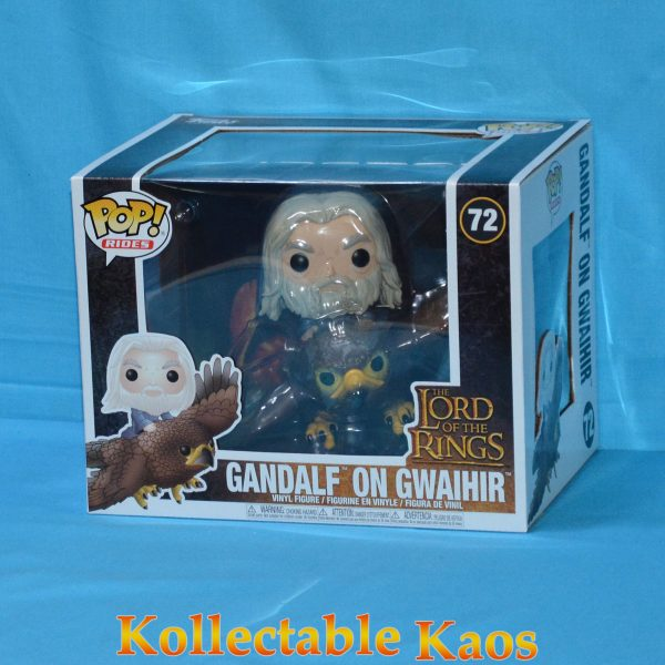 The Lord Of The Rings - Gandalf with Gwaihir Pop! Rides Vinyl Figure