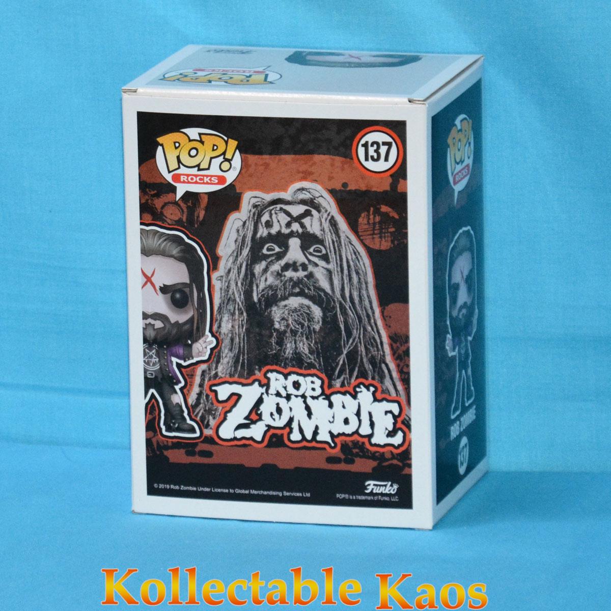 Rob Zombie-Rob Zombie POP VINILE FIGURA ** PRE-ORDINE **
