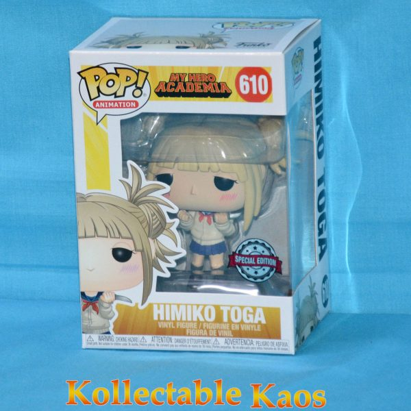My Hero Academia - Himiko Toga Pop! Vinyl Figure