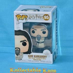 Harry Potter - Igor Karkaroff Yule Ball Pop! Vinyl Figure