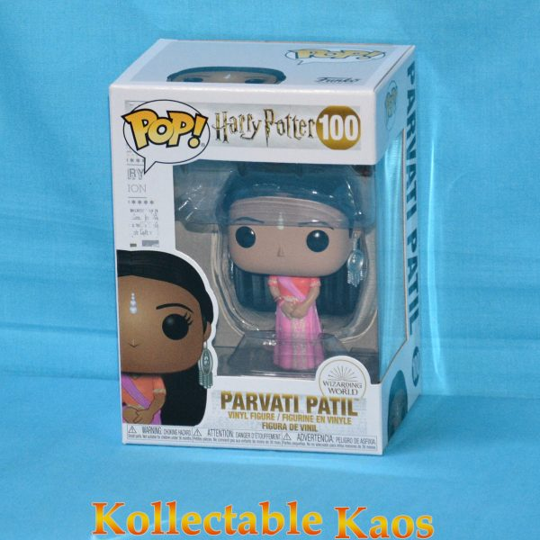 Harry Potter - Parvati Patil Yule Ball Pop! Vinyl Figure