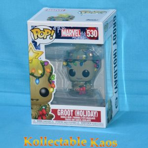Guardians Of The Galaxy - Baby Groot with Christmas Lights Holiday Pop! Vinyl