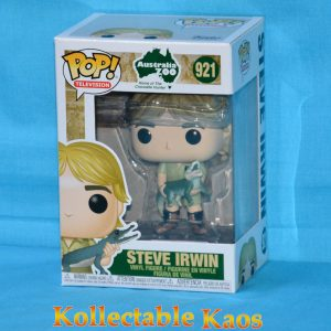 The Crocodile Hunter - Steve Irwin Pop! Vinyl Figure