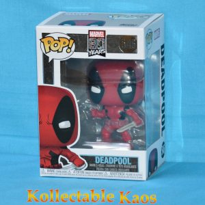 Deadpool - Deadpool 1st Appearance 80th Anniversary Pop! Vinyl Figure