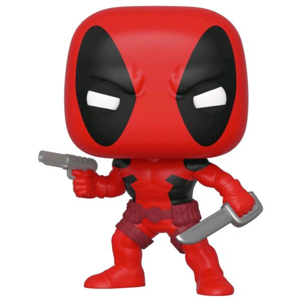 Deadpool - Deadpool 1st Appearance 80th Anniversary Pop! Vinyl Figure