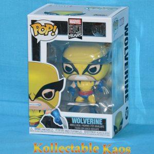 X-Men - Wolverine 1st Appearance 80th Anniversary Pop! Vinyl Figure