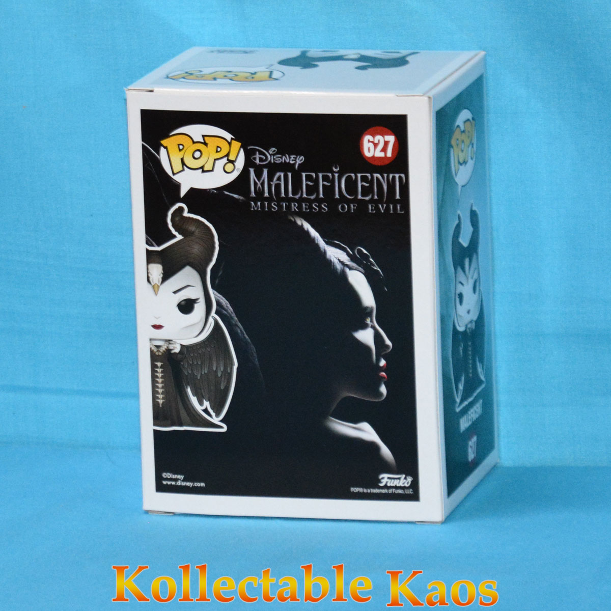 Disney Maleficent Mistress of Evil Vinyl Figure #627 Funko Pop