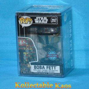 Star Wars - Boba Fett (Futura) Pop! Vinyl Figure in Protector