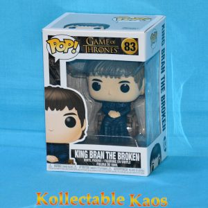 Game of Thrones - King Bran The Broken Pop! Vinyl Figure