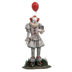 It (2017) - Pennywise Gallery PVC Diorama Statue