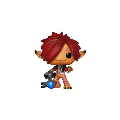 Kingdom Hearts III - Sora Orange Monster's Inc. Pop! Vinyl Figure