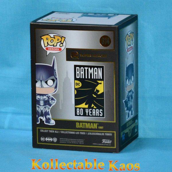 Batman & Robin (1997) - Batman 80th Anniversary Pop! Vinyl Figure
