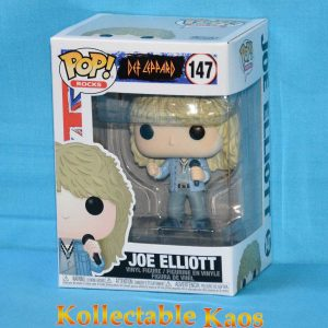 Def Leppard - Joe Elliot Pop! Vinyl Figure