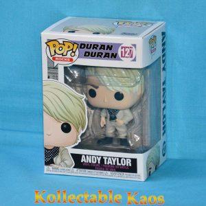 Duran Duran - Andy Taylor Pop! Vinyl Figure