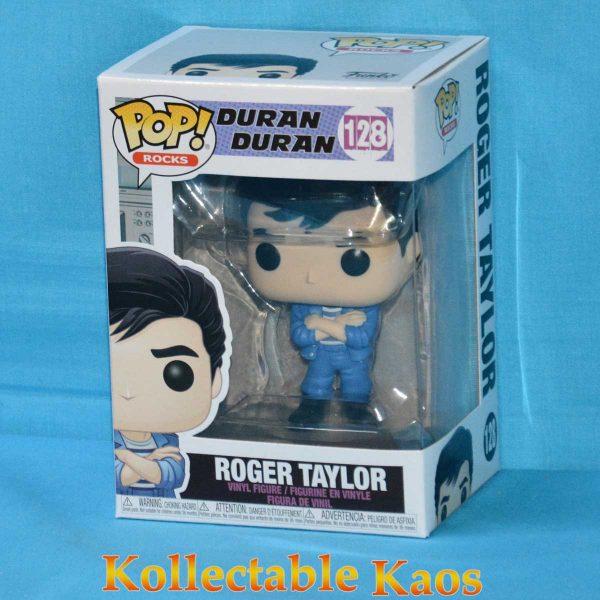 Duran Duran - Roger Taylor Pop! Vinyl Figure