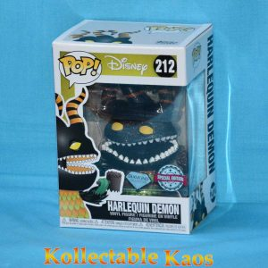 NBX - Harlequinn Demon Diamond Glitter Pop! Vinyl Figure