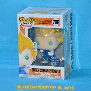 Dragon Ball Z - Vegeta Super Saiyan 2 Pop! Vinyl Figure