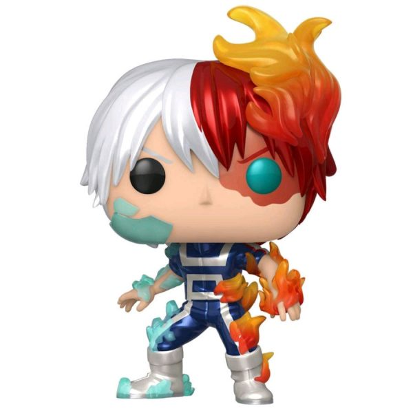 My Hero Academia - Todoroki Metallic Pop! Vinyl Figure