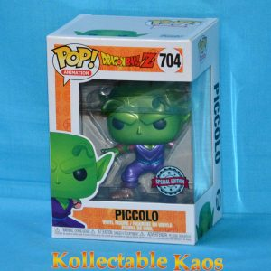 Dragon Ball Z - Piccolo Metallic Pop! Vinyl Figure