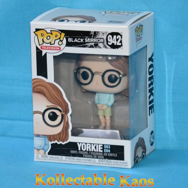 Black Mirror - Yorkie Pop! Vinyl Figure