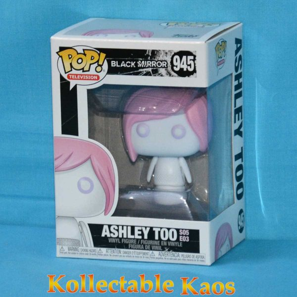 Black Mirror - Ashley Too Doll Pop! Vinyl Figure