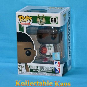 NBA Basketball - Giannis Antetokounmpo Milwaukee Bucks Pop! Vinyl Figure