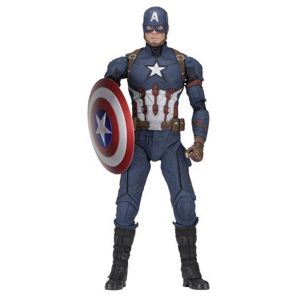Captain America: Civil War - Captain America 1/4 Scale Action Figure