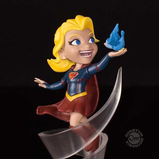 Superman - Supergirl Q-Fig Vinyl Figure