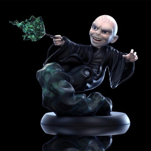 "Harry Potter - Voldemort Q-Fig Diorama 10cm(4"") Vinyl Figure"