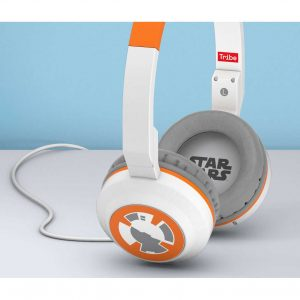 Star Wars - The Force Awakens BB8 Wired Headphones