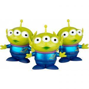 Mini Egg Attack - Toy Story - Alien Metallic Colour