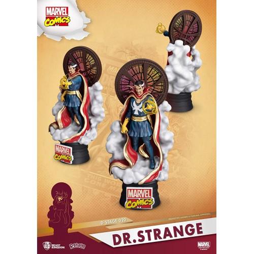 Diorama Stage - Marvel Comics - Dr Strange