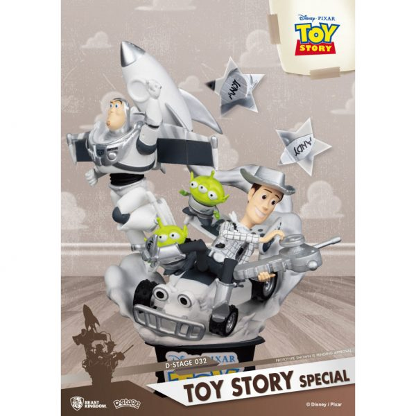 Diorama Stage - Toy Story Special Edition