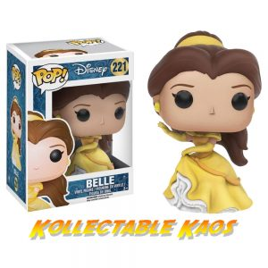 Beauty and the Beast - Belle Disney Princess Pop! Vinyl Figure