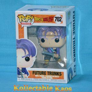 Dragon Ball Z - Future Trunks New Pose Pop! Vinyl Figure