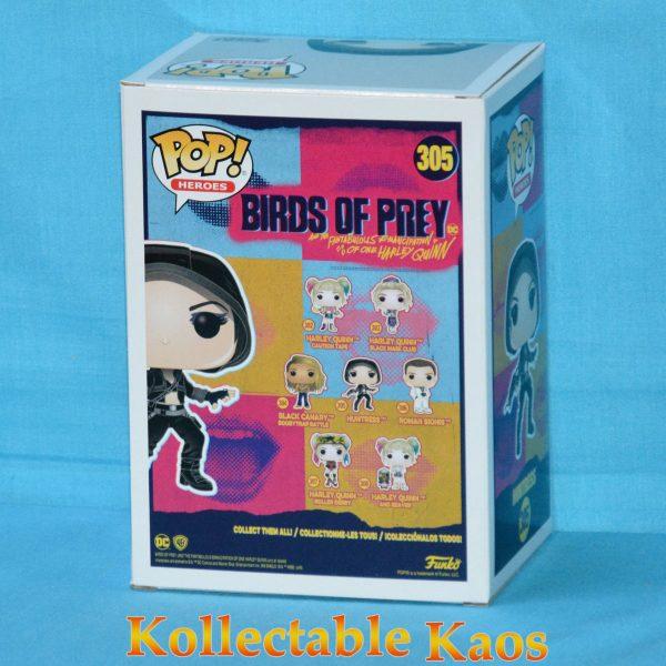 Birds of Prey (2020) - Huntress Pop! Vinyl Figure