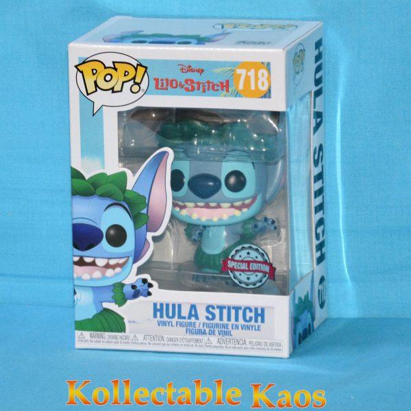 Lilo & Stitch - Stitch in Hula Skirt Pop! Vinyl Figure