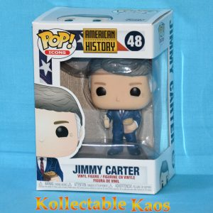 American History - Jimmy Carter Pop! Vinyl Figure