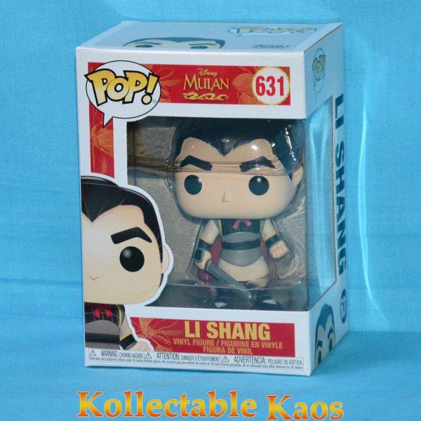 Mulan - Li Shang Pop! Vinyl Figure