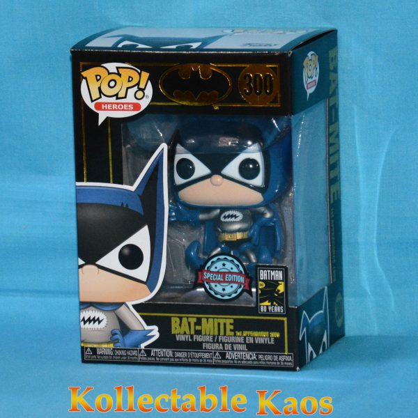 Batman - Bat-Mite First Appearance 80th Anniversary Metallic Pop! Vinyl Figure