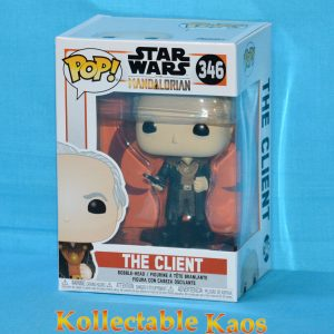 Star Wars: The Mandalorian - The Client Pop! Vinyl Figure