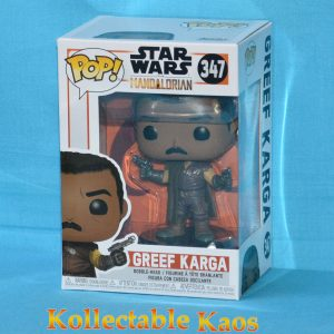 Star Wars: The Mandalorian - Greef Karga Pop! Vinyl Figure