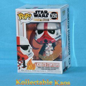 Star Wars: The Mandalorian - Incinerator Stormtrooper Pop! Vinyl Figure