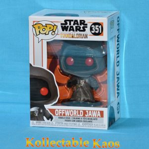 Star Wars: The Mandalorian - Offworld Jawa Pop! Vinyl Figure #351